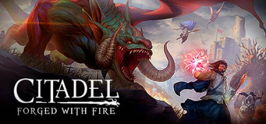 Свежий трейлер Citadel: Forged With Fire
