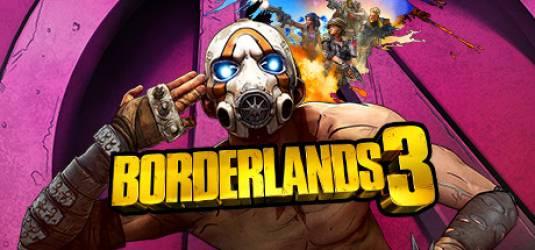 Состоялся релиз Borderlands 3 в Epic Games Store и на консолях