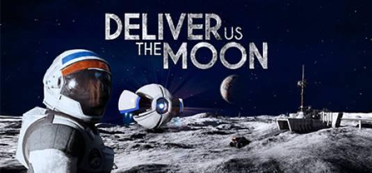 Геймплейный трейлер Deliver Us The Moon