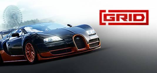 Трейлер на движке игры - GRID 2019