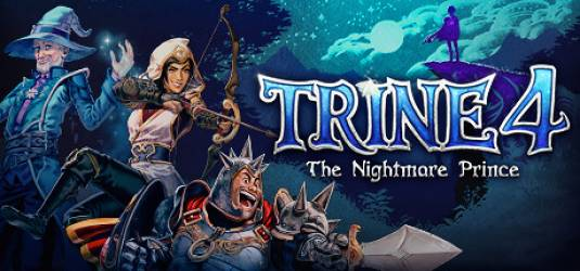 Trine 4: The Nightmare Prince  - Сюжетный трейлер