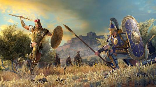Анонсирована Total War Saga: TROY