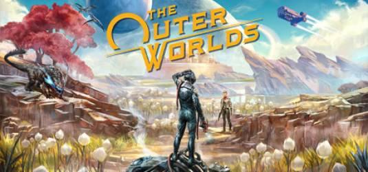 40 минут игрового процесса The Outer Worlds
