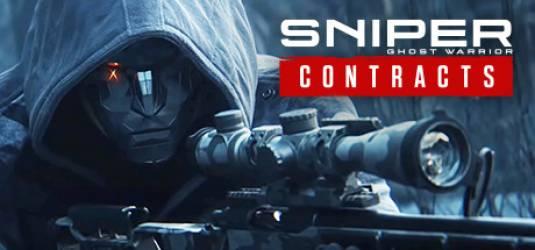 Новое 10 минутное видео геймплея Sniper Ghost Warrior Contracts