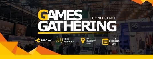 Конференция разработчиков игр Games Gathering 2019