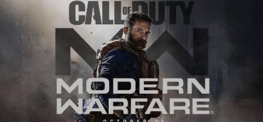 Релизный трейлер Call of Duty: Modern Warfare