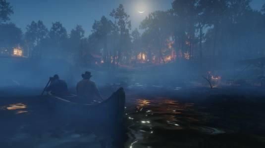 Первые скриншоты и системные требования ПК версии Red Dead Redemption 2