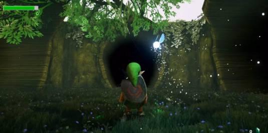 Zelda: Ocarina Of Time Remake на Unreal Engine 4 доступна для скачивания