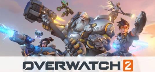 Почти два часа геймплея Overwatch 2