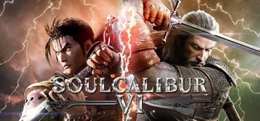 Хильда вернулась в SoulCalibur VI