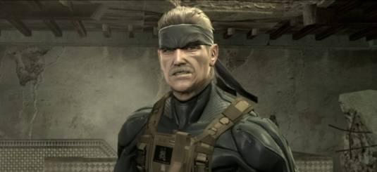 Metal Gear Solid 4 на PC в 4K