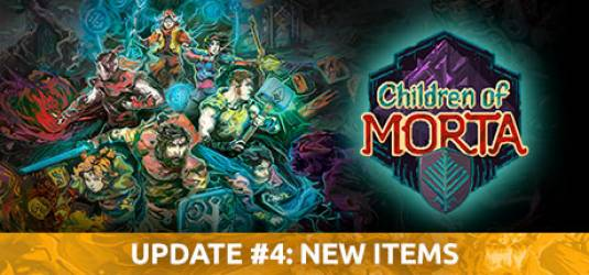 Children of Morta вышла на Switch