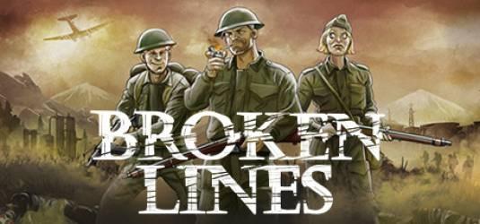 Геймплейный трейлер Broken Lines