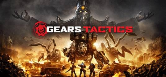 Gears Tactics выйдет на ПК 28 апреля