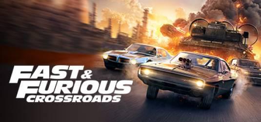 Первый трейлер Fast & Furious Crossroads