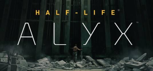 11 минут геймплея Half-Life: Alyx