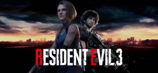 Новый трейлер Resident Evil 3 с героями и злодеями игры