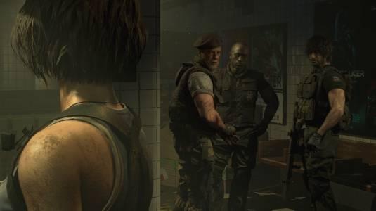 Пачка новых скриншотов Resident Evil 3 Remake