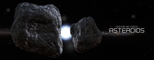 Asteroids - Долгожданное возвращение классики
