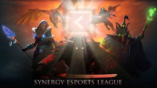 Любительский кибертурнир с миллионным бюджетом - Synergy ESPORTS League