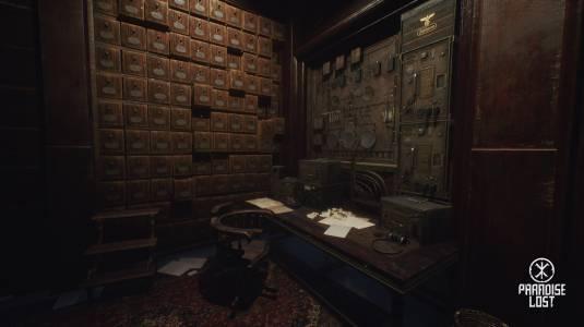 Синематик-трейлер постъядерного приключения Paradise Lost