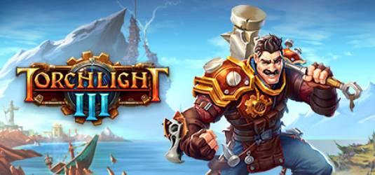 Torchlight 3 теперь доступен в раннем доступе Steam