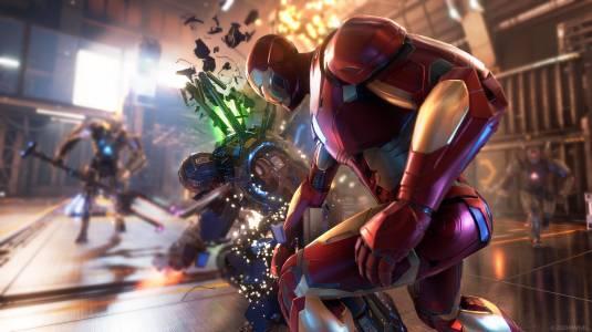 """""""Мстители Marvel"""" выйдут на PlayStation 5 и Xbox Series X"""