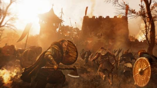 Assassin's Creed Valhalla официально выходит 17 ноября