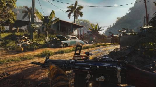 Первые официальные скриншоты Far Cry 6