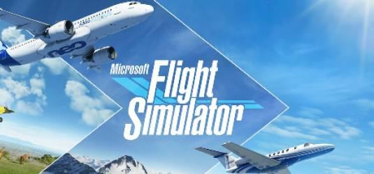 Новый трейлер симулятора полётов от Microsoft