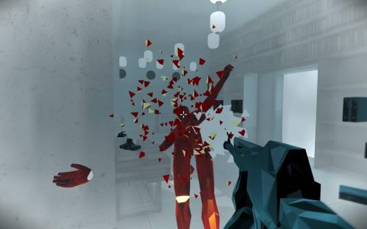 Superhot: Mind Control Delete - обзор игры