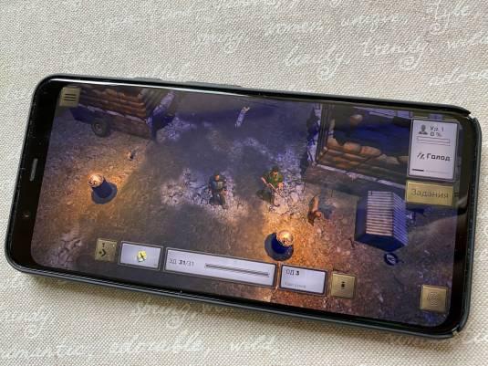 Atom RPG вышла на мобильных устройствах с Android