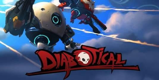 Арена шутер Diabotical официально доступен