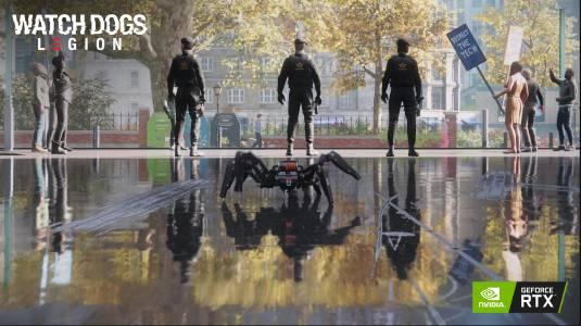 Новые 4K скриншоты Watch Dogs: Legion с Ray Tracing