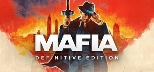 Новый игровой трейлер Mafia: Definitive Edition