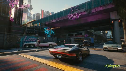CD Projekt RED показали очередной новый скриншот Cyberpunk 2077