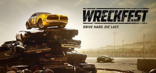Готовьтесь ко Второму сезону Wreckfest, новому турниру и новому набору машин!