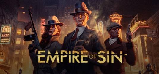 Стратегическая игра Empire of Sin выйдет 1 декабря