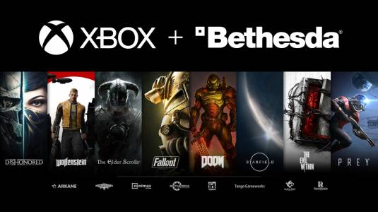 Microsoft купила компанию Bethesda