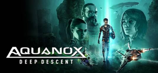 Пришло время для глубокого погружения: новый трейлер Aquanox Deep Descent