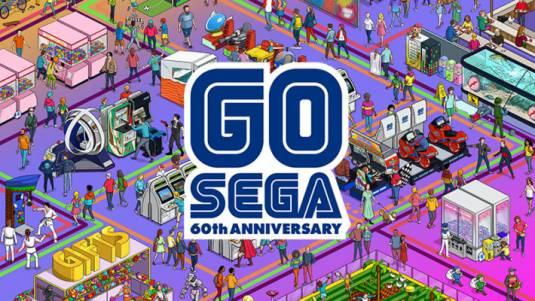 Sega - 60 лет!