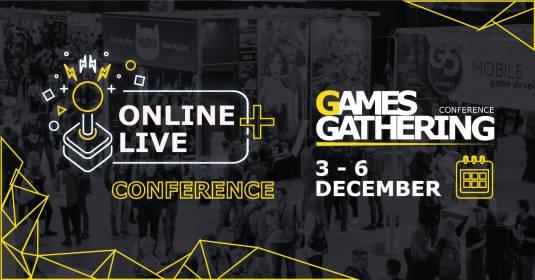 В конференции Games Gathering 2020 сможет поучаствовать каждый!