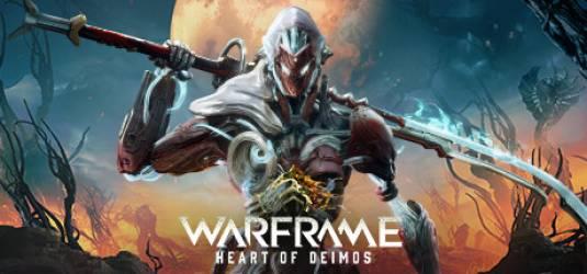 Warframe официально анонсировали для консолей нового поколения