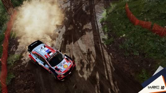 Релиз WRC 10 будет в сентябре 2021 года, уже есть первые скриншоты