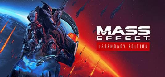 Официальный сравнительный трейлер Mass Effect Legendary Edition