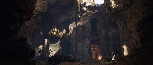Три новых красивых скриншота Witchfire