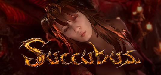 Спин-офф Agony, SUCCUBUS получил новую демоверсию в Steam