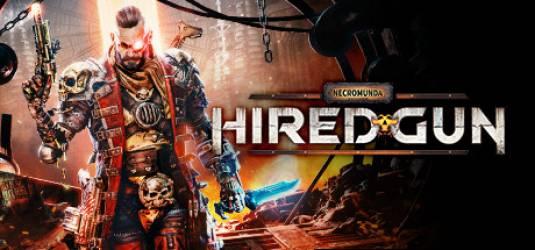 Новый трейлер для Necromunda: Hired Gun
