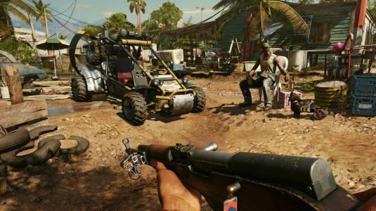Far Cry 6 выйдет 7 октября