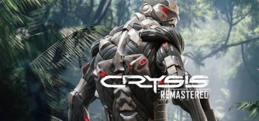 Crytek официально анонсировала Crysis Remastered Trilogy